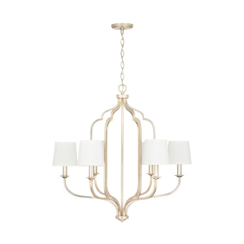 Ophelia Six-Light Chandelier