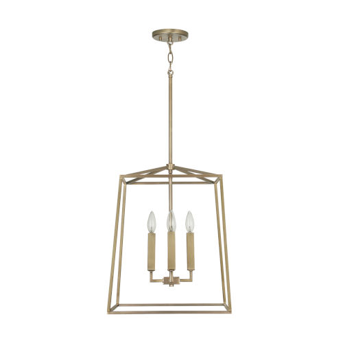 Thea 71-Inch Four-Light Foyer Pendant