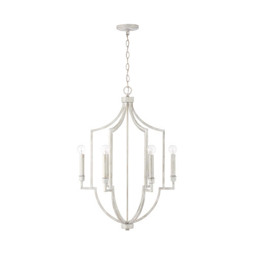 Demi Six-Light Foyer Pendant