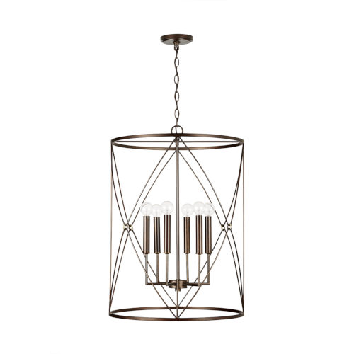 Adrian Six-Light Foyer Pendant
