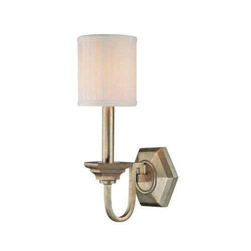 Fifth Avenue Winter Gold One-Light Sconce