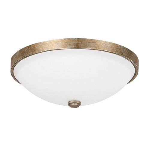 Capital Lighting Fixture Company Ansley Sable Three Light Flush Mount