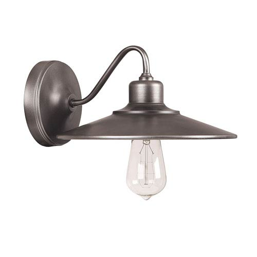 Capital Lighting Fixture Company Urban Graphite One Light Sconce