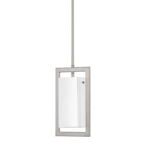 Capital Lighting Fixture Company Tahoe Brushed Nickel One-Light Mini Pendant