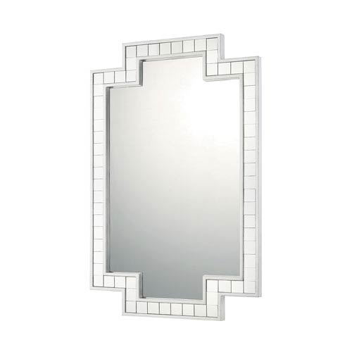 Capital Lighting Fixture Company Mirrors Silver Leaf Mirror