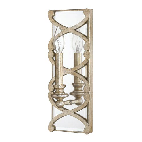 Capital Lighting Fixture Company Alexander Winter Gold One-Light Sconce