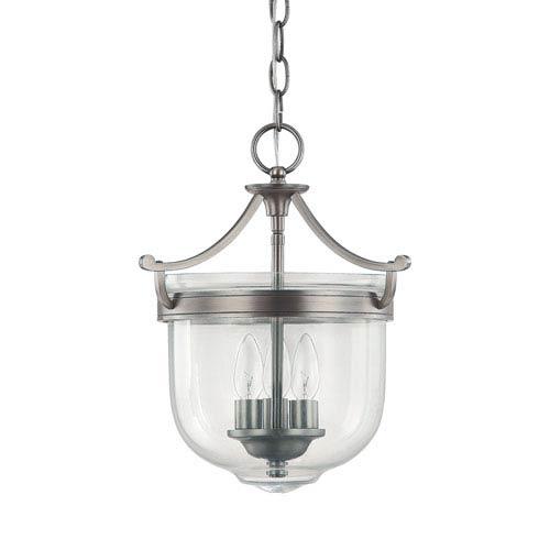 Antique Foyer Lighting Fixtures : Capital lighting fixture company covington antique nickel