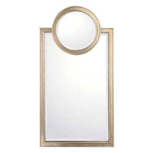 Brushed Decorative Mirror