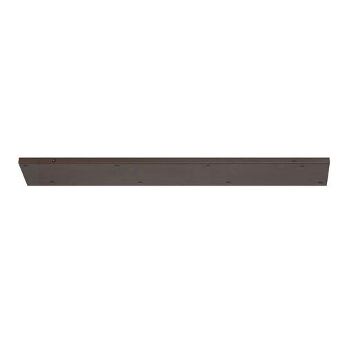 Capital Lighting Fixture Company Burnished Bronze Line Voltage Multi Port Canopy