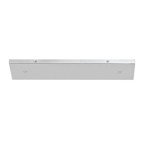 Brushed Nickel Line Voltage Multi Port Canopy