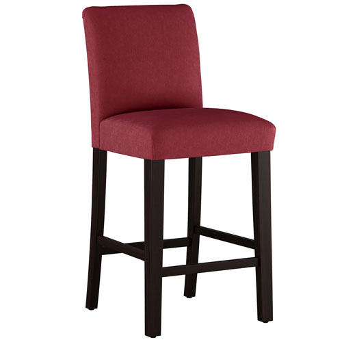 Pleated Counter Stool