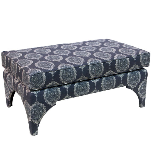 Welted Pillowtop Bench