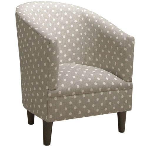 Ikat Dots Nova Birch Tub Chair