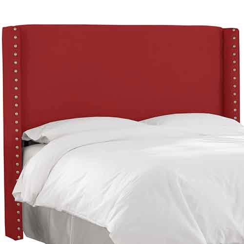 Red Queen Bed Headboard | Bellacor