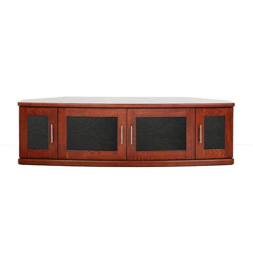 Newport 62-Inch Walnut TV Stand