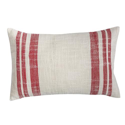 Morgan Crimson 14 x 22 In. Throw Pillow