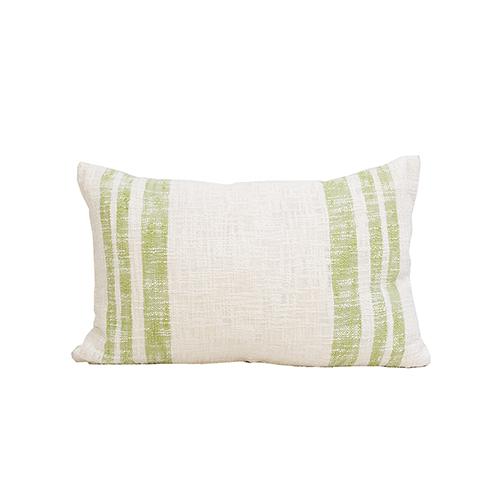 Morgan Peridot 14 x 22 In. Throw Pillow