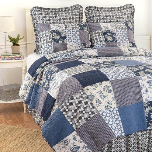 C & F Enterprises, Inc. Bonnie Twin Quilt Set