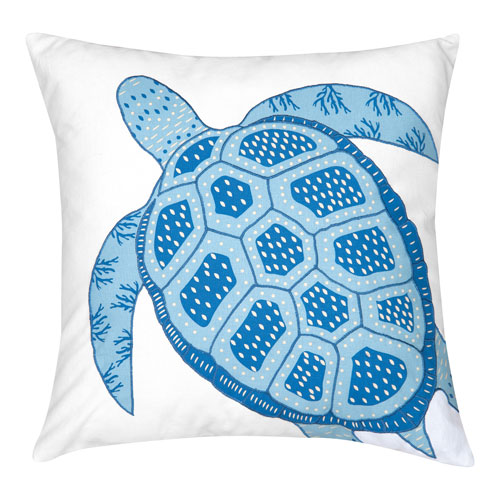 Turtle 18 In. Pillow