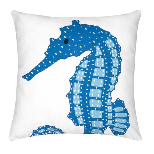 C & F Enterprises, Inc. Seahorse 18 In. Pillow