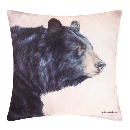 Bear 18 In. Pillow