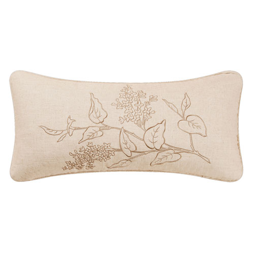 Maggie Cottage 12 x 24 In. Tan Pillow