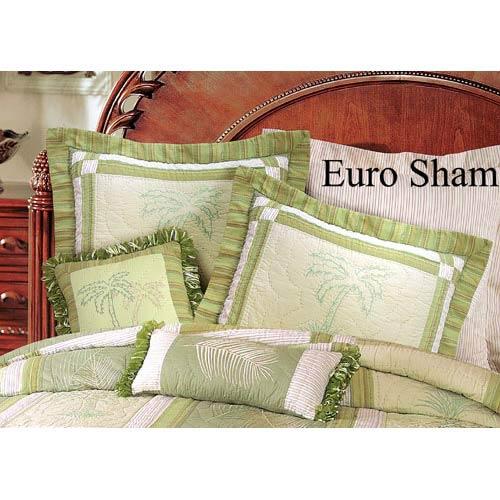 C & F Enterprises, Inc. Vineyard Dream 26 x 26 Euro Sham