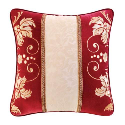 C & F Enterprises, Inc. Windsor Berry 18 x 18 Pillow