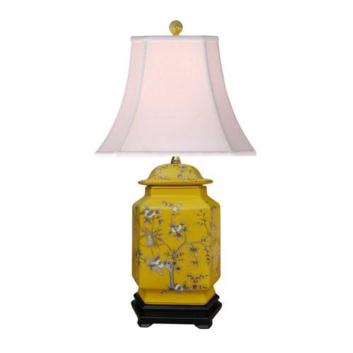 Porcelain Jar Table Lamp