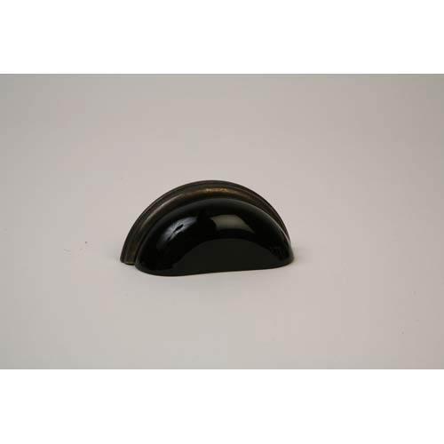 Oil Rubbed Bronze 3.75-Inch Black Pull