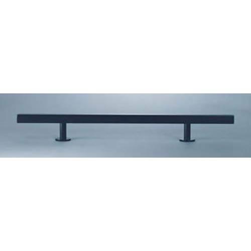 Matte Black 10.5-Inch Bar Pull