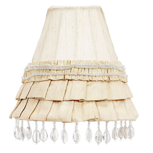 Ivory Skirt Dangle Nightlight