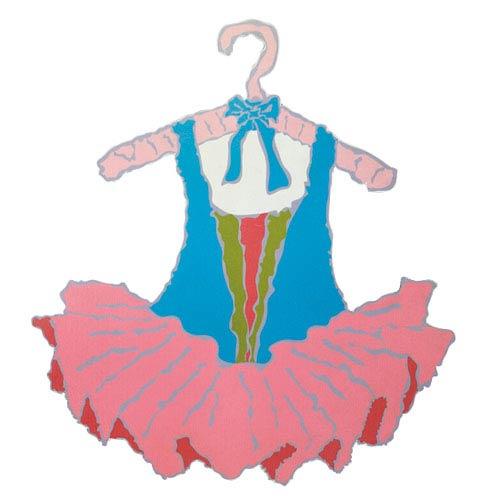 Magnet Board - Tutu - Pink Skirt