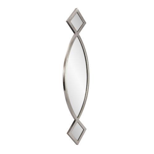 Tauriel Champagne Silver Wall Mirror