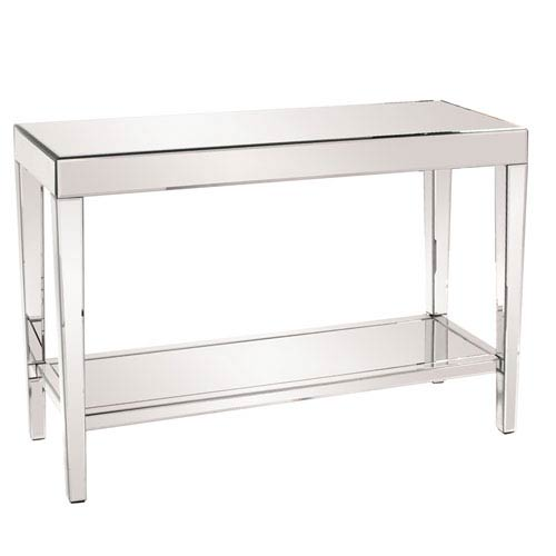 Howard Elliott Collection Orion Glass Console Table