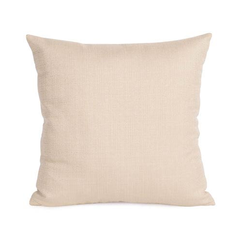 Howard Elliott Collection Sterling Sand Square Pillow