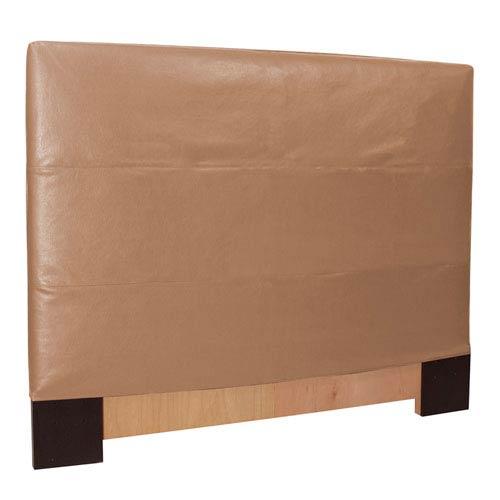 Howard Elliott Collection Avanti Bronze Twin Headboard Slipcover
