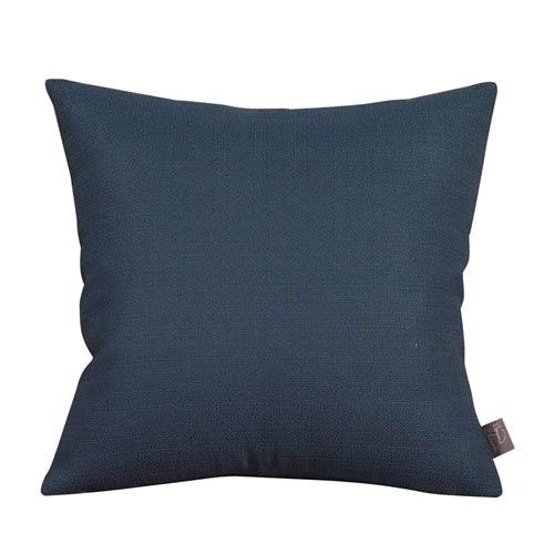 Sterling Indigo Square Pillow