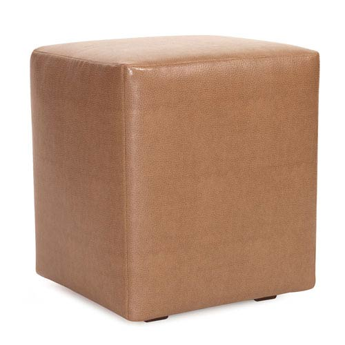 Howard Elliott Collection Avanti Bronze Universal Cube Ottoman