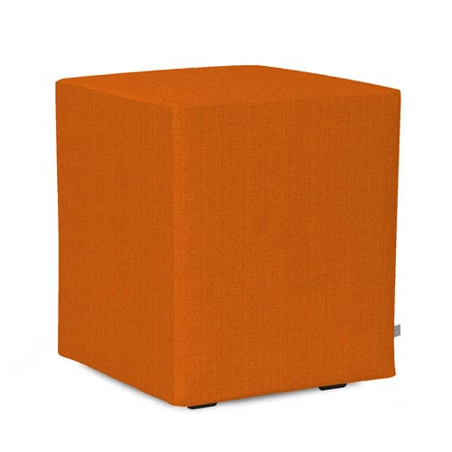 Howard Elliott Collection Sterling Canyon Universal Cube Ottoman