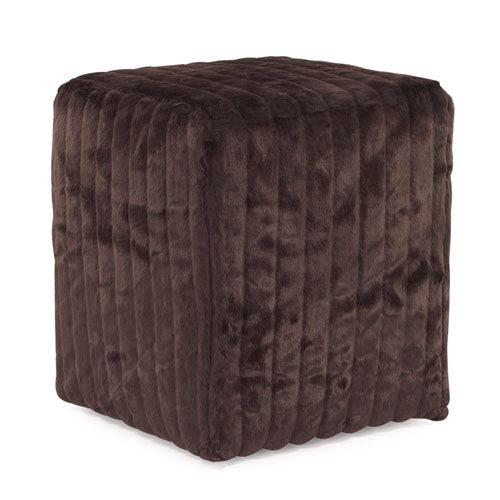 Howard Elliott Collection Universal Mink Brown Cube