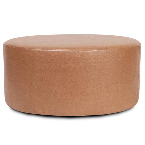 Avanti Bronze Universal Round Ottoman