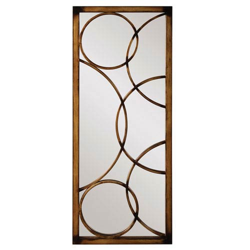 Brittany Metal Rectangle Mirror