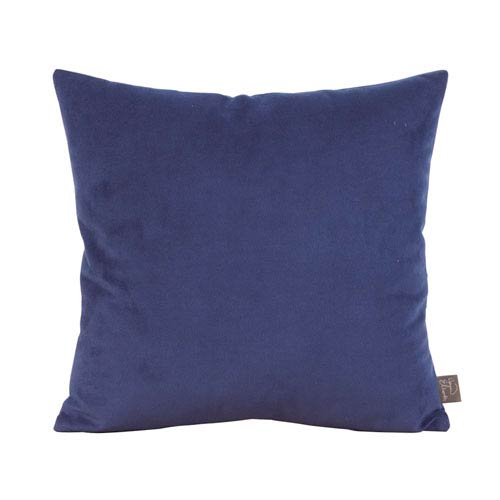 Howard Elliott Collection Bella Royal Blue Square Pillow