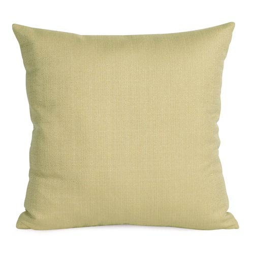 Howard Elliott Collection Sterling Willow 20 x 20-Inch Pillow with Down Insert