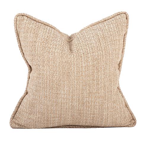 Davida Kay Boho Bronze 20 x 20 Pillow - Down Insert