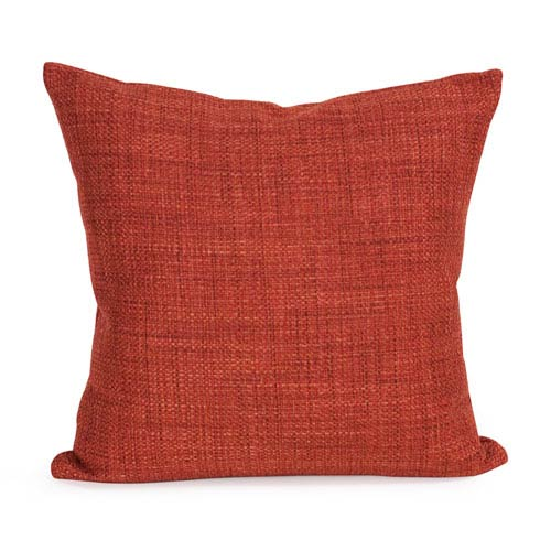 Howard Elliott Collection Coco Topaz 20 x 20-Inch Pillow with Down Insert