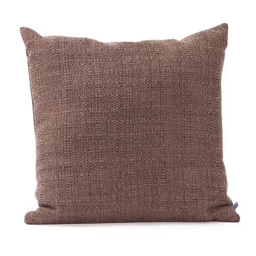 Coco Slate 20 x 20-Inch Pillow with Down Insert