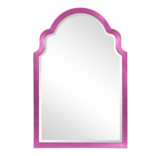 Sultan Glossy Hot Pink Mirror