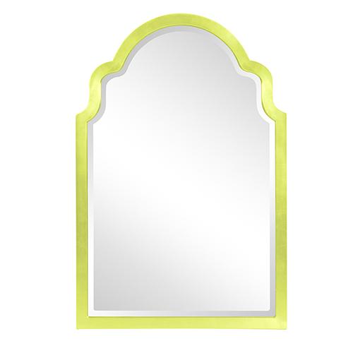 Sultan Glossy Green Mirror